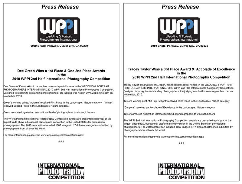 WPPI Awards 2010