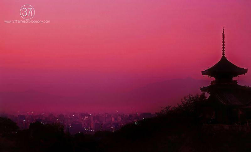 Kyoto glow